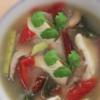 トムヤムプラー|ต้มยำปลา|魚の辛酸レモングラススープ