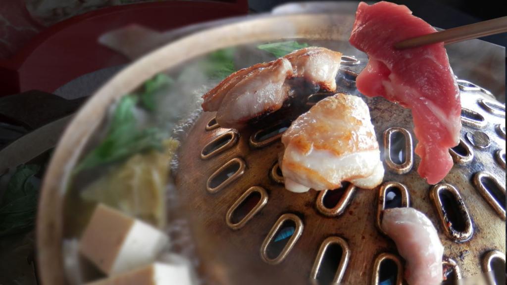 ムーガタ|หมูกระทะ|タイ式焼肉鍋