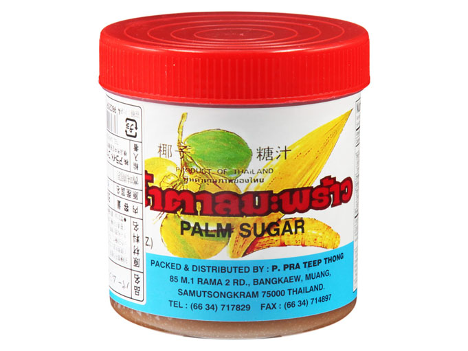 ナムタンピー|น้ำตาลปี๊บ|パームシュガー