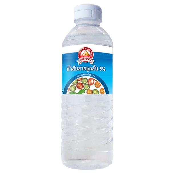 ナムソムサイチュー|น้ำส้มสายชู|蒸留酢