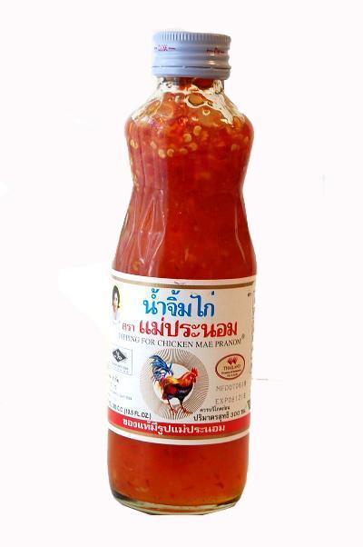 ナムチムガイ|น้ำจิ้มไก่| スイートチリソース