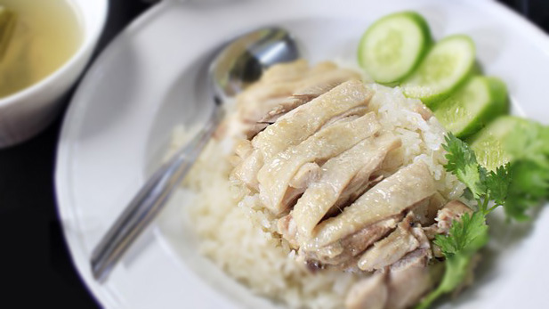 カオマンガイ|ข้าวมันไก่|タイ鶏飯
